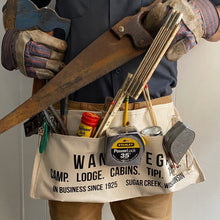 Load image into Gallery viewer, Camp Work Apron