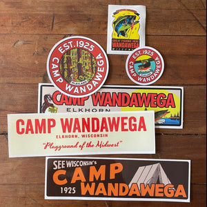 Wandawega Sticker Set