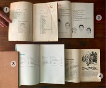 Load image into Gallery viewer, Vintage Camp Manuals