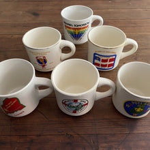 Load image into Gallery viewer, Vintage Scout Mugs