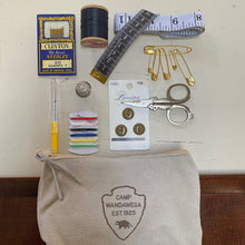 Load image into Gallery viewer, Camp Mending Bag