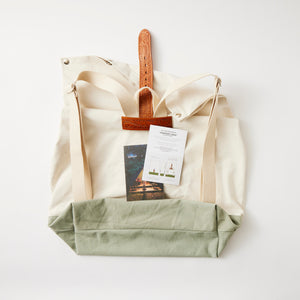 Stock MFG Co. Camp Wandawega Harvest Bag