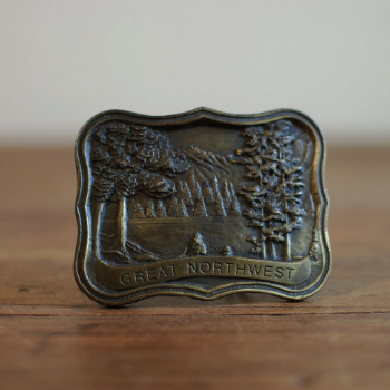 Belt Buckle (assorted)