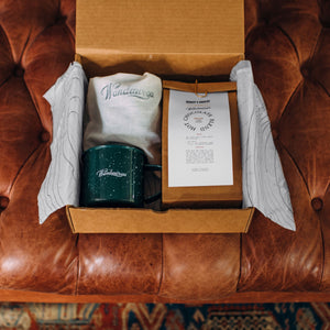 """Camp Blend"" Hot Chocolate Gift Set"