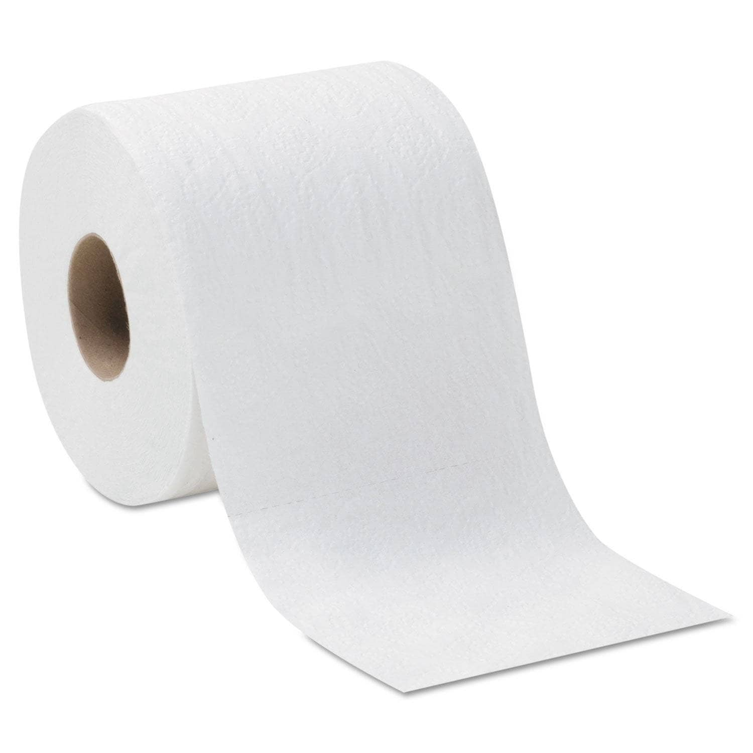 Georgia Pacific Embossed 2-Ply Bathroom Tissue, Septic Safe, White, 550 Sheet/Roll, 80 Rolls/Carton - GPC1828001 - TotalRestroom.com