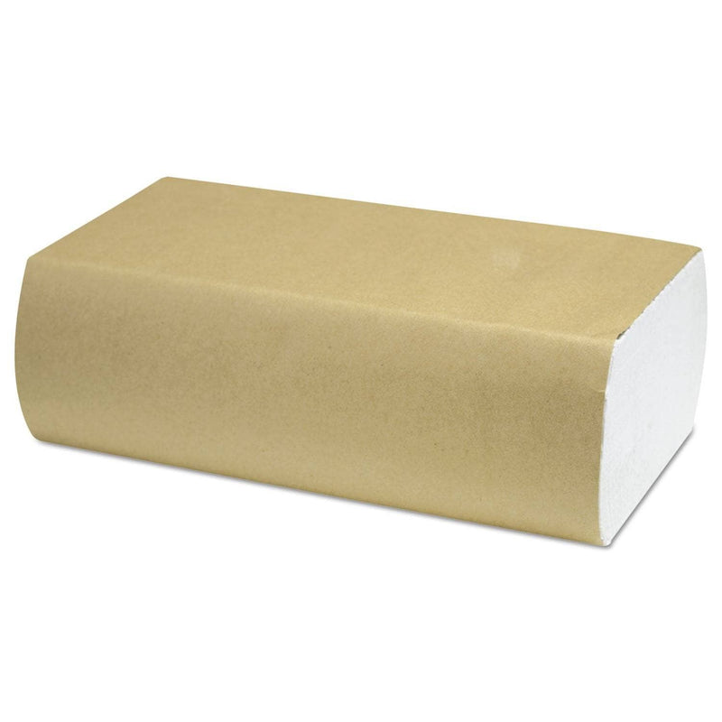 Cascades Select Folded Paper Towels, Multifold, White, 9 1/8X9.5, 250/Pack, 16/Carton - CSDH170 - TotalRestroom.com