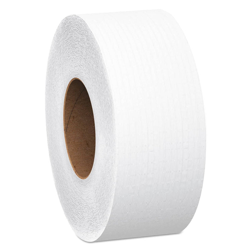 Scott Essential Extra Soft Jrt, Septic Safe, 2-Ply, White, 750 Ft, 12 Rolls/Carton - KCC07304 - TotalRestroom.com