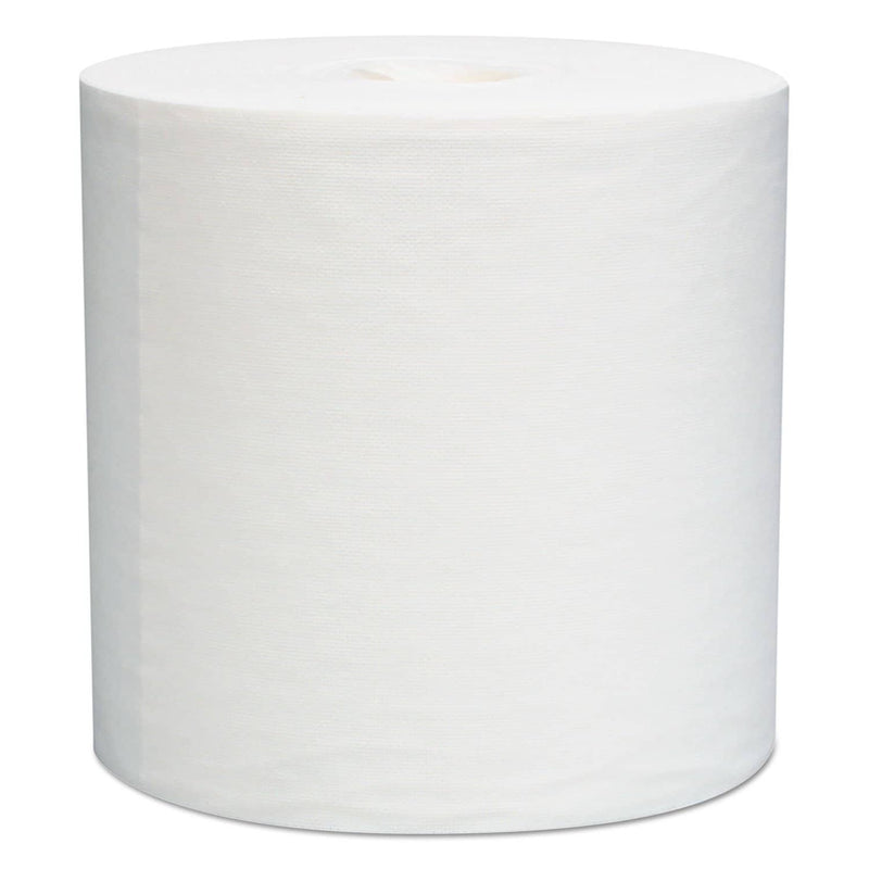 WypAll L30 Towels, Center-Pull Roll, 8 X 15, White, 150/Roll, 6 Rolls/Carton - KCC05830 - TotalRestroom.com