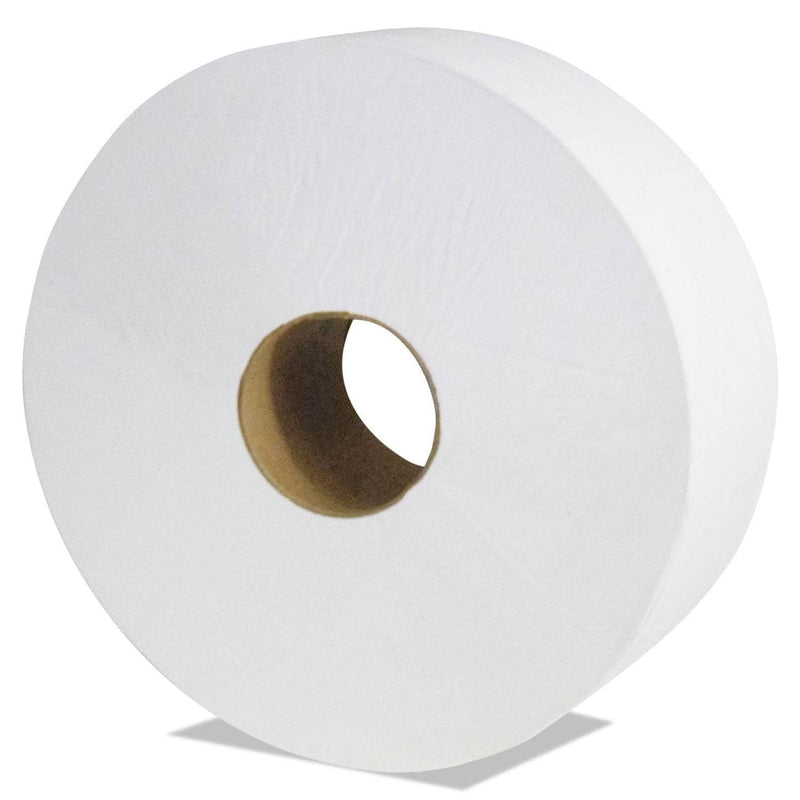 "Cascades Select Jumbo Bath Tissue, Septic Safe, 2-Ply, White, 3.5"" X 1900 Ft, 6 Rolls/Carton - CSDB260 - TotalRestroom.com"