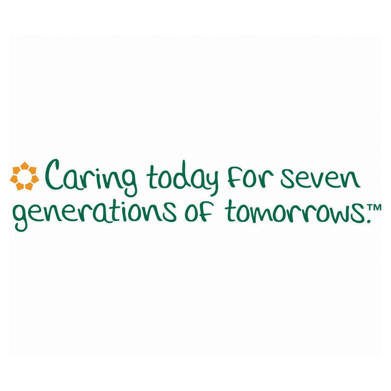Seventh Generation 100% Recycled Paper Towel Rolls, 2-Ply, 11 X 5.4 Sheets, 156 Sheets/Rl, 8 Rl/Pk - SEV13739PK - TotalRestroom.com