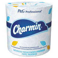 Charmin Commercial Bathroom Tissue, Septic Safe, 2-Ply, White, 450 Sheets/Roll, 75/Carton - PGC71693 - TotalRestroom.com