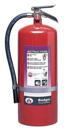 Badger B20P Dry Chemical Fire Extinguisher with 20 lb. Capacity - TotalRestroom.com