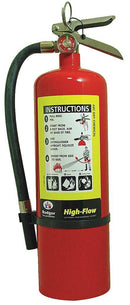Badger B10M-1-HF Dry Chemical Fire Extinguisher with 10 lb. Capacity - TotalRestroom.com
