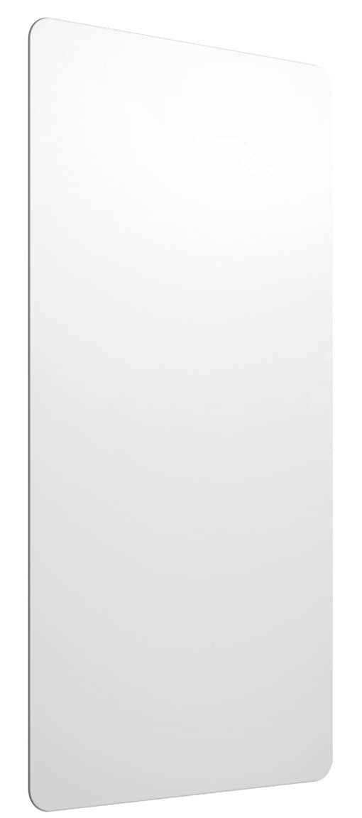 "Xlerator 89W 16"" x 1/16"" x 32"" Antimicrobial Plastic Wall Guard"