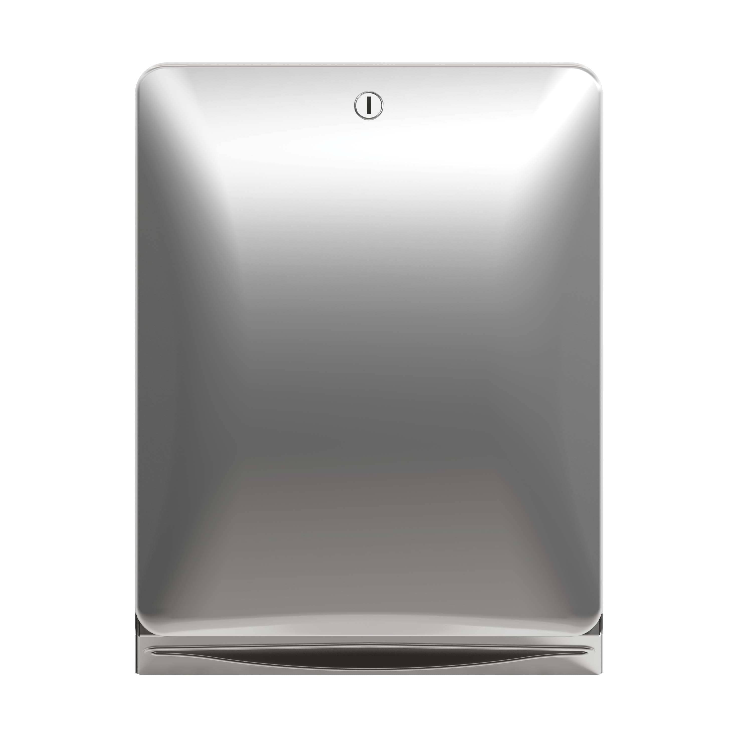 Bradley 2A10-11 Commercial Paper Towel Dispenser, Surface-Mounted, Stainless Steel - TotalRestroom.com