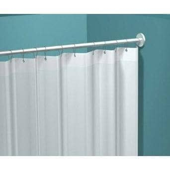 "ASI 1200-V42 Shower Curtain, 42 L"" x 72 H"", Vinyl-Total Restroom"