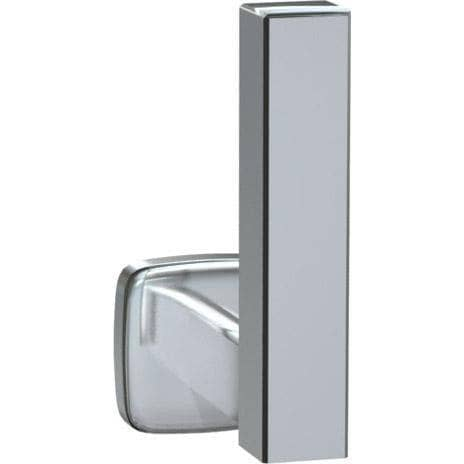 ASI 7303-S Commercial Toilet Paper Holder, Surface-Mounted, Stainless Steel - TotalRestroom.com