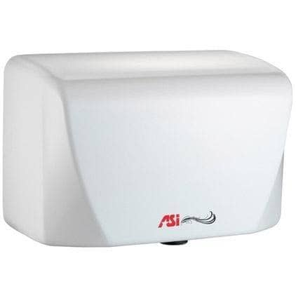 ASI 0198-1 Automatic Hand Dryer, 110-120 Volt, Surface-Mounted, Stainless Steel-Total Restroom