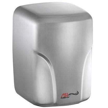 ASI 0197-1-93 Automatic Hand Dryer, 110-120 Volt, Surface-Mounted, Stainless Steel - TotalRestroom.com