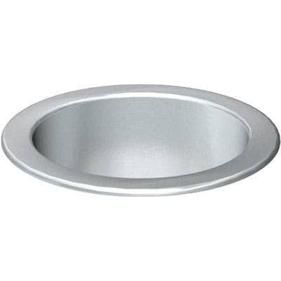 "ASI 1000 Commercial Restroom Circular Countertop Waste Chute, 6"", Surface-Mounted, Stainless Steel - TotalRestroom.com"