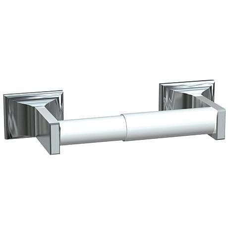 ASI 0705-Z Commercial Toilet Paper Dispenser, Surface-Mounted, Steel w/ Chrome Finish - TotalRestroom.com