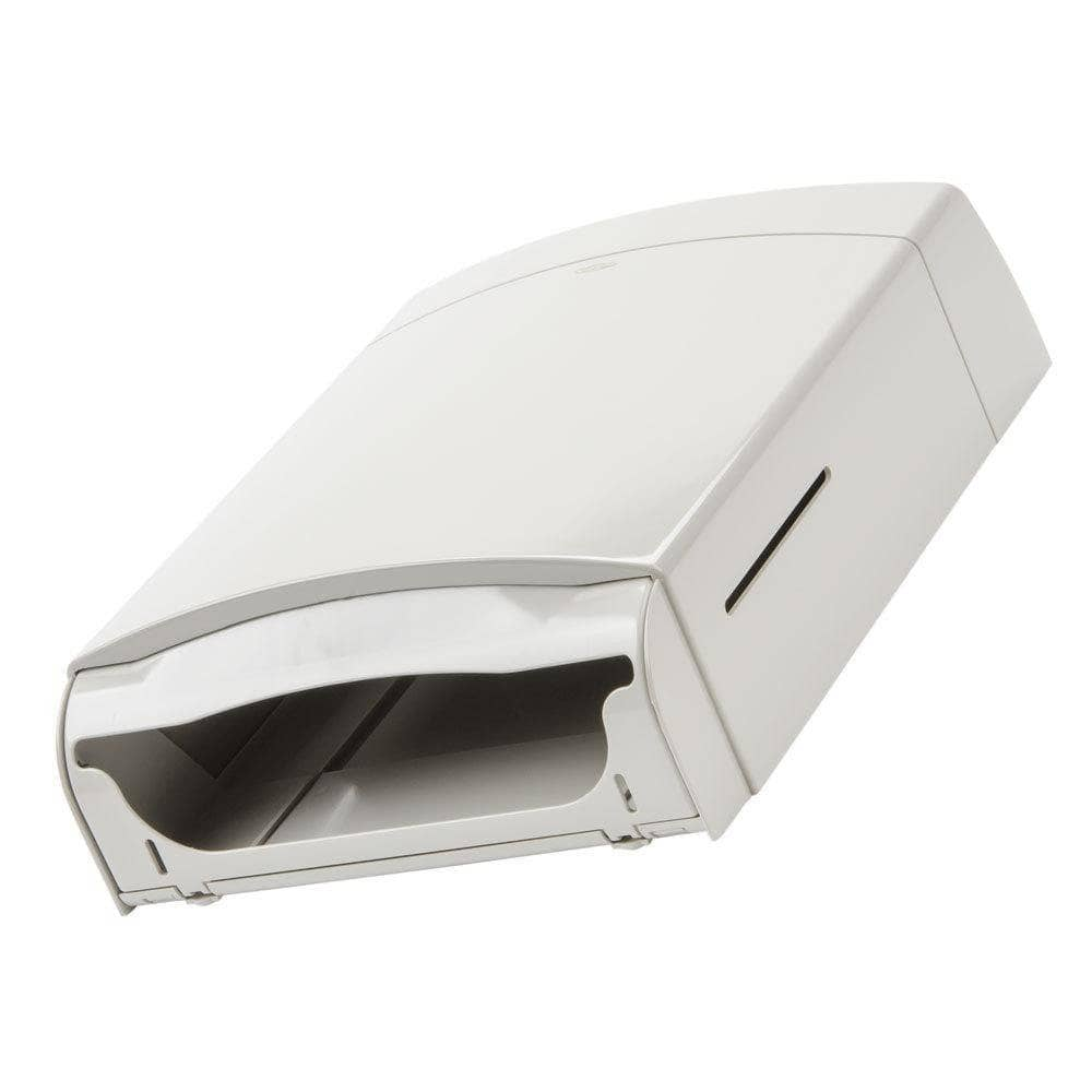 Bobrick B-5262 Commercial Paper Towel Dispenser, Surface-Mounted, Plastic - TotalRestroom.com