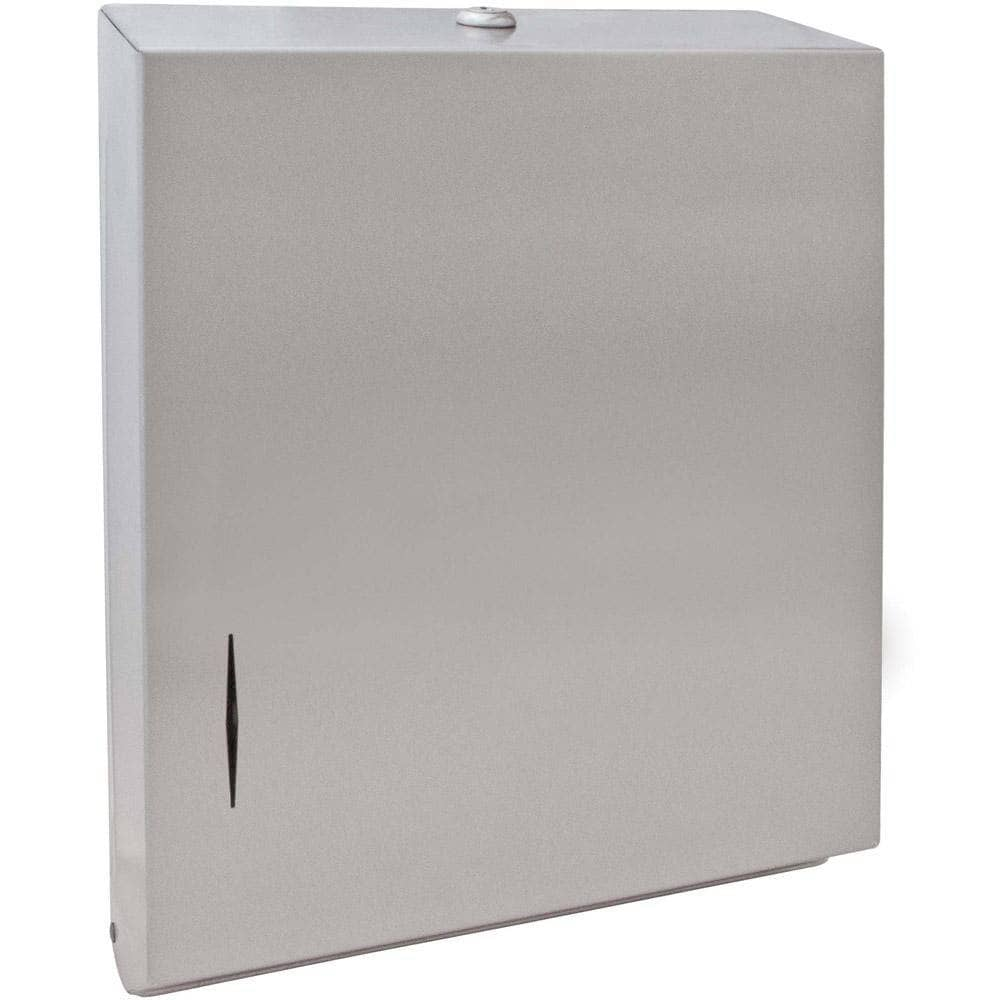 Bradley 250-15 Commercial BX-Paper Towel Dispenser, Surface-Mounted, Stainless Steel - TotalRestroom.com