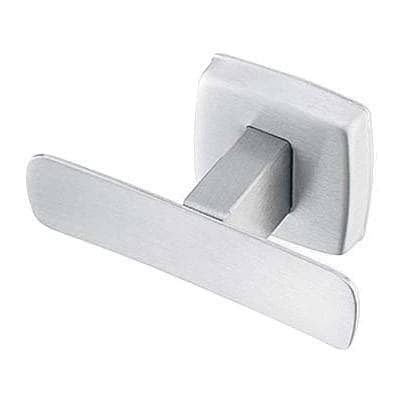 Bradley 9124-00 Double Robe Hook, Stainless Steel w/ Satin Finish - TotalRestroom.com