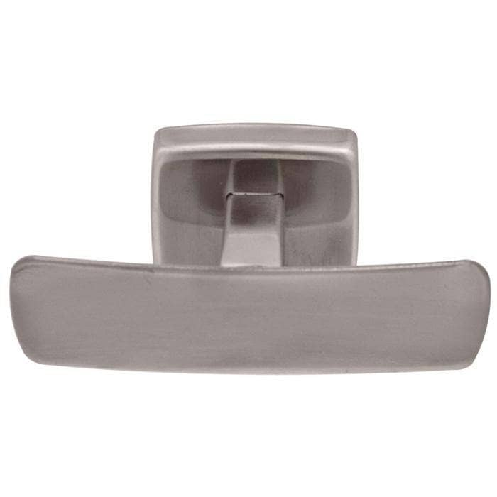 Bradley 9124-00 Double Robe Hook, Stainless Steel w/ Satin Finish