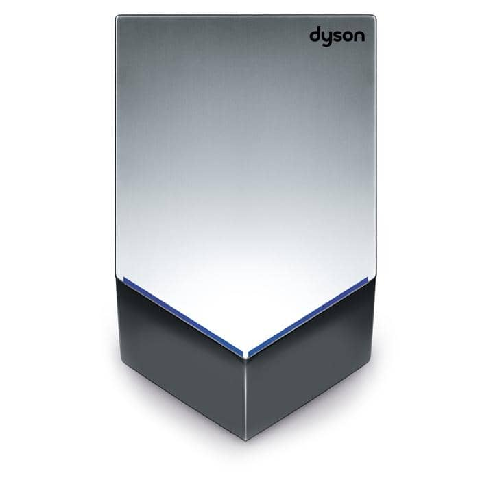 Dyson Airblade V (AB12) Automatic Hand Dryer, Sprayed Nickel - TotalRestroom.com