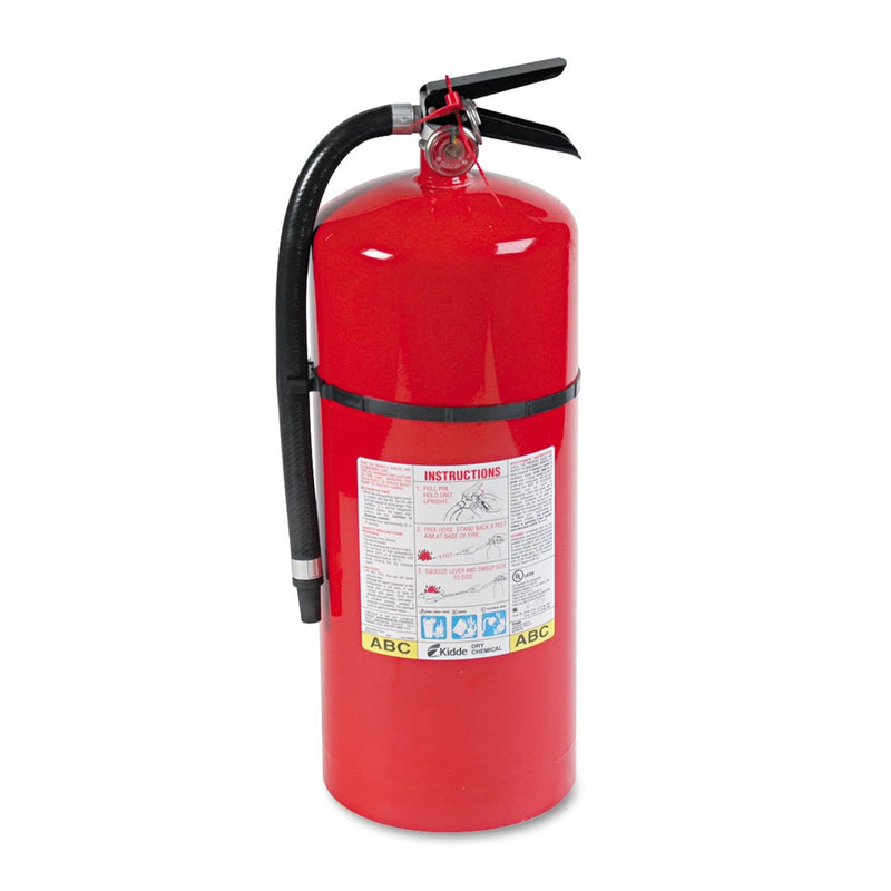 Kidde ProLine Pro 20 MP Fire Extinguisher, 6-A:80-B:C, - TotalRestroom.com