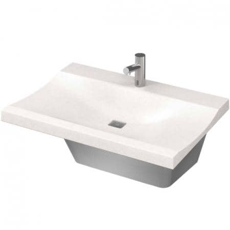Bradley Verge Commercial Handwashing Sink - LVS-Series, Two-Station, LVSD1 - TotalRestroom.com