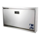 Foundations Surface Mount Stainless Changing Station Horizontal, Stainless Steel - 100SSC-SM