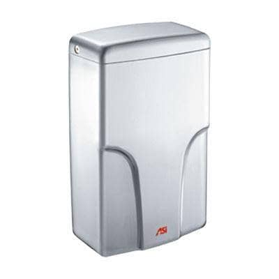 ASI 0196-2-93 Automatic Hand Dryer, 208-240 Volt, Surface-Mounted, Steel-Total Restroom
