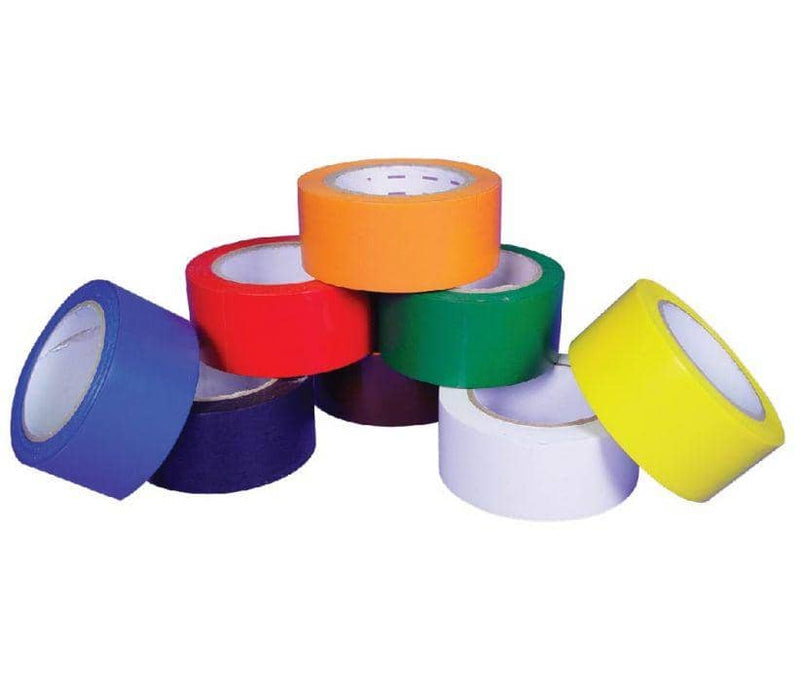 "NMC TAPE, HAZARD, GREEN, 3""X36 YD - T238 - TotalRestroom.com"