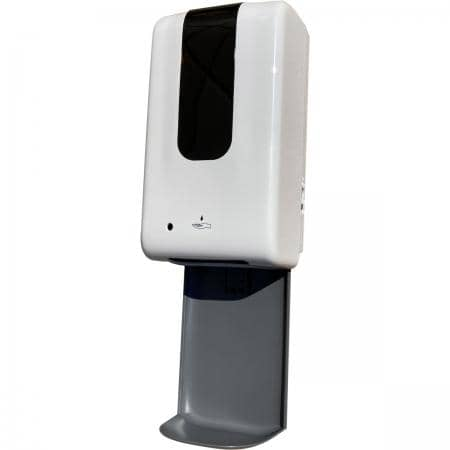 VISTA Hand Sanitizer Stand w/ Automatic Dispenser and (12) Purell 12.6 oz Pour Bottle Refills