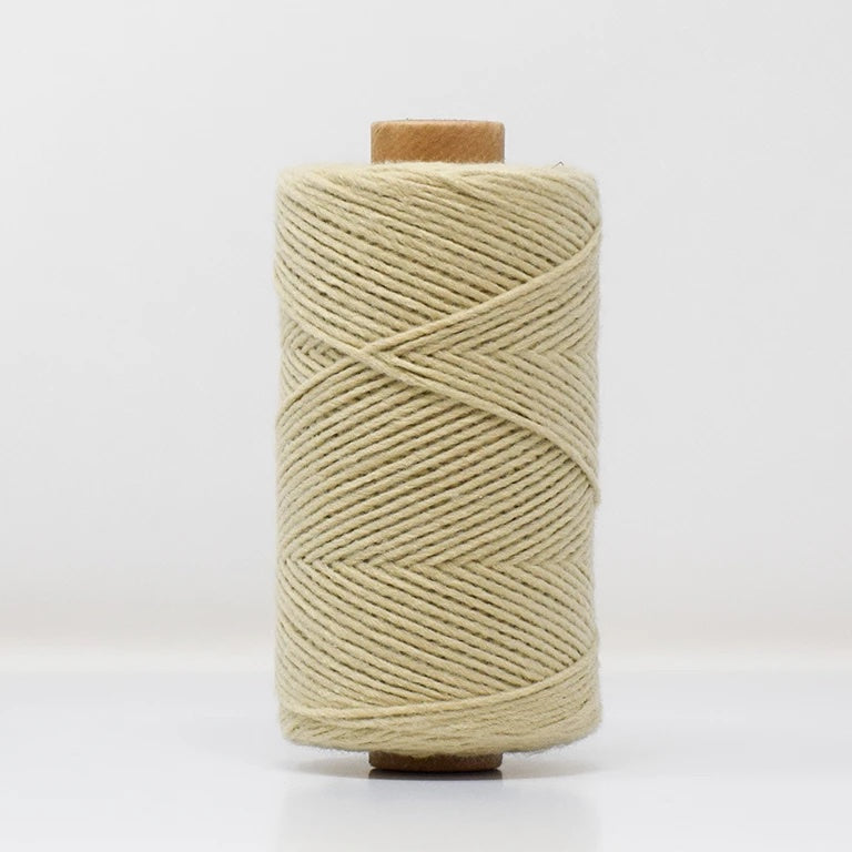 VEGGIE WOOL - 2 MM - COLOR SAND