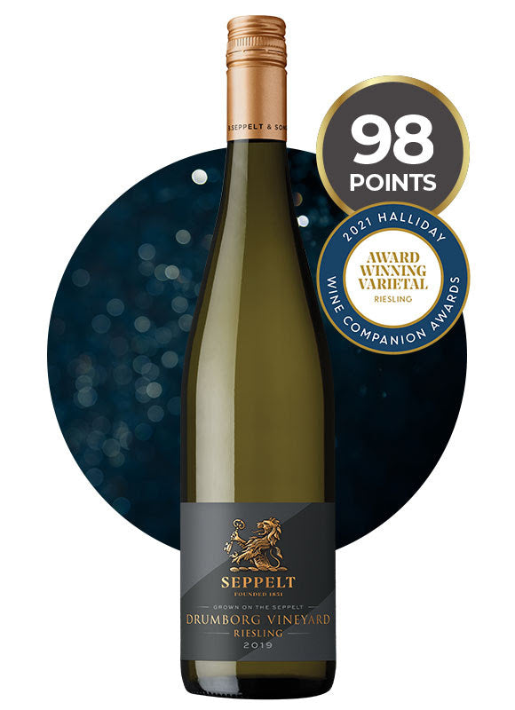 Halliday Highlights Seppelt Drumborg 2019 Riesling