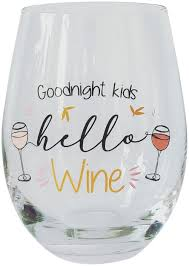 URBAN PRODUCTS - Goodnight kids, Hello wine