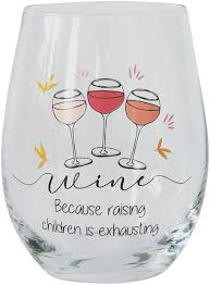 URBAN PRODUCTS - Wine, because raising children is exhausting