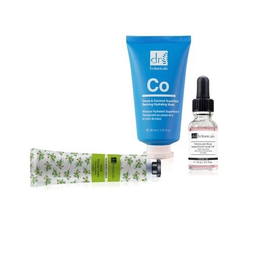 Complete Facial Gift set - Dr Botanicals USA