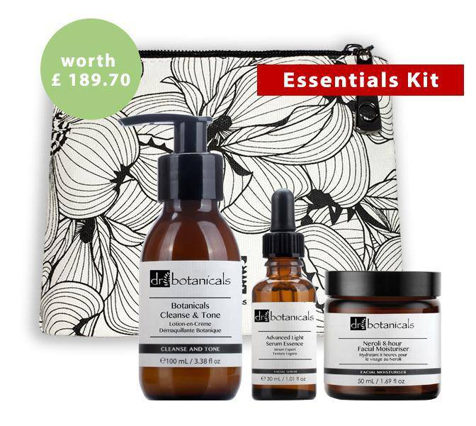 At-home Advanced Experience - Gift Set - Dr. Botanicals Skincare