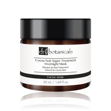 Load image into Gallery viewer, Dr Botanicals Coco Noir Super Treatment Overnight Mask 50ml - Dr Botanicals USA