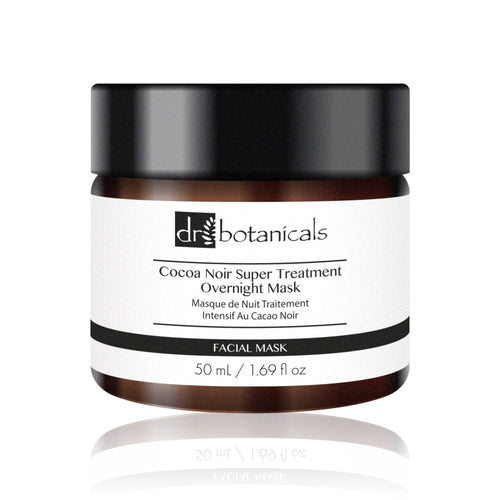 Dr Botanicals Coco Noir Super Treatment Overnight Mask 50ml - Dr Botanicals USA