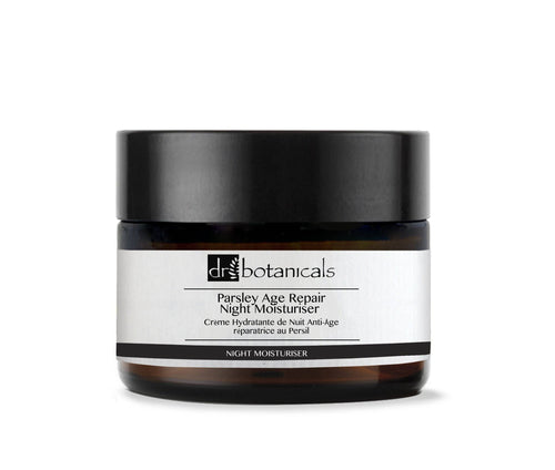 Parsley Age Repair Night Moisturiser - Dr. Botanicals Skincare