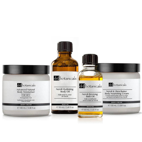 Neroli Body Gift Set For Men - Dr. Botanicals Skincare