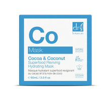 Load image into Gallery viewer, Cocoa & Coconut Superfood Reviving Hydrating Mask 60ml