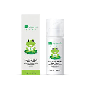 Face , Hands & Body Baby Cream