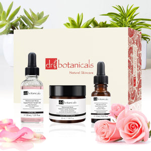 Moroccan Facial gift set - Dr. Botanicals Skincare