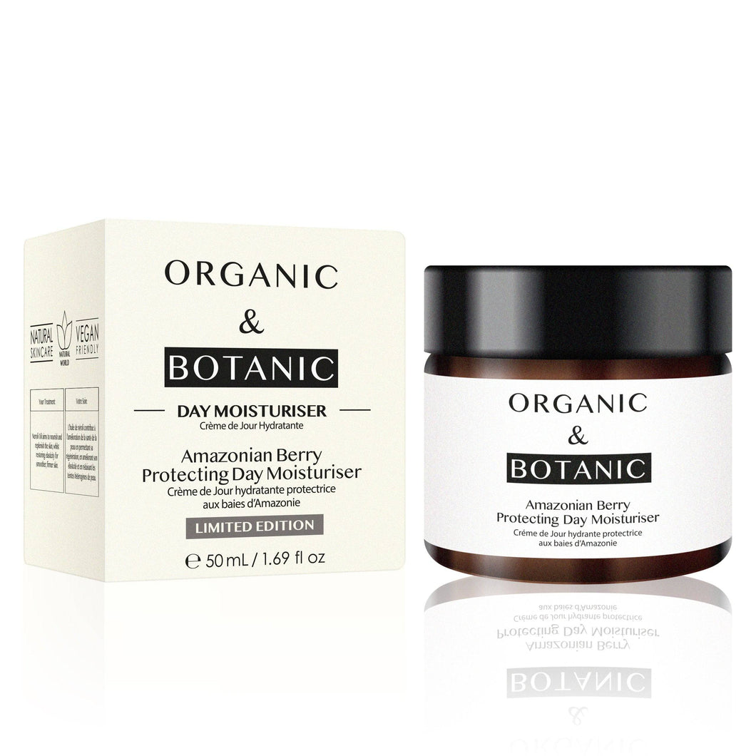 Limited Edition Amazonian Berry Protecting Day Moisturiser 50ml - Dr. Botanicals Skincare